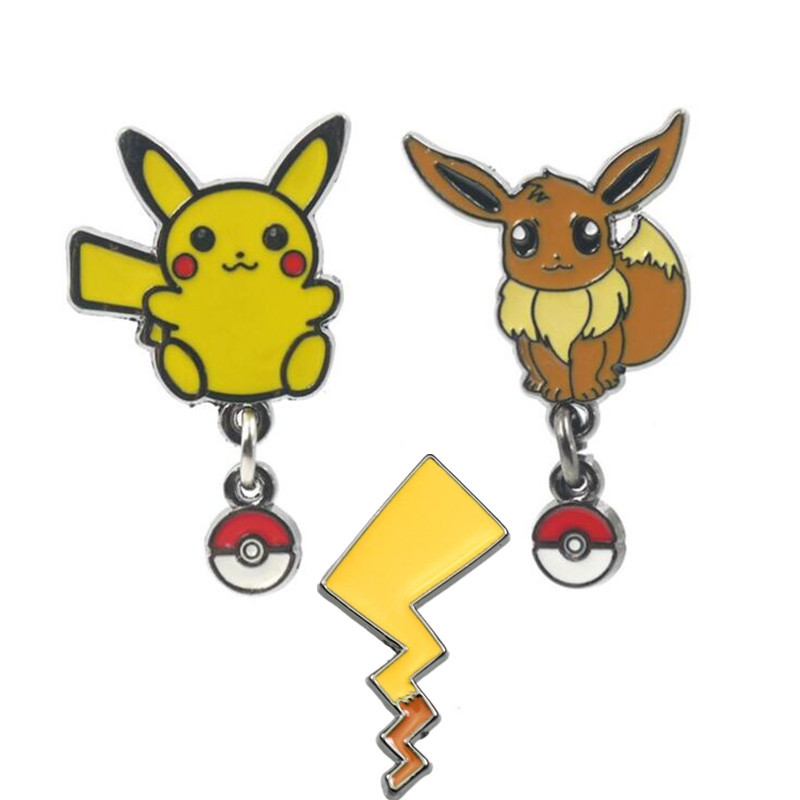 hot-new-japan-game-anime-font-b-pokemon-b-font-pikachu-brooch-cosplay-costumes-accessories-eevee-poke-ball-badge