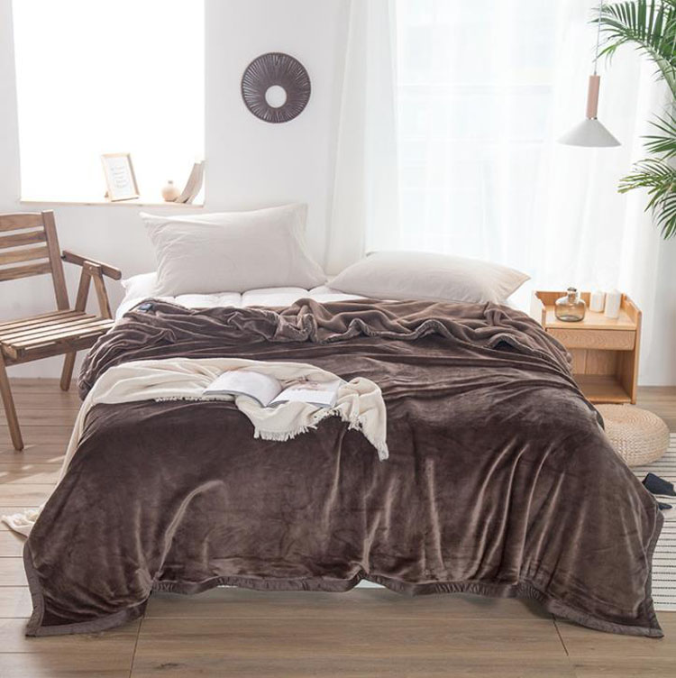 Soft Warm Blanket Throw Rug Sofa Bedding Blanket Bedspread blankets for beds Throw Blanket Deken Winter Sheets