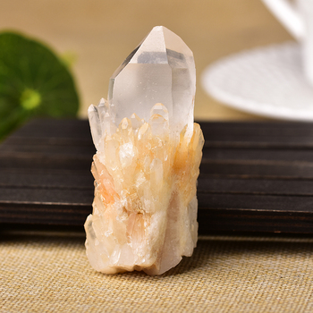 Natural Raw Quartz White Clear Crystal Cluster Healing Stones Crystal Point Specimen Home Decoration Raw Crystals Minerales 7