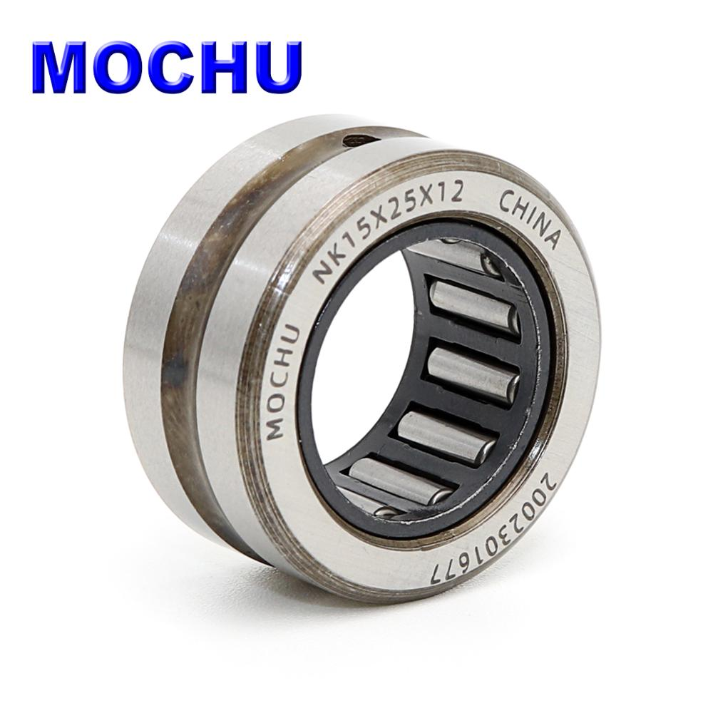 1PCS NK15X25X12 NK152512 15X25X12 8E-NK15X25X12-3 NK1512 MOCHU Needle Roller Bearings With Machined Rings Without An Inner Ring