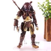 Aliens Figure Takayuki Takeya Ver. SP109 predatorAction Figure PVC Collectible Model Toy 15cm