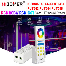 Miboxer RGB RGBW RGB+CCT LED Strip Controller Smart LED Control System FUT043 FUT044 FUT045 FUT043A FUT044A FUT045A