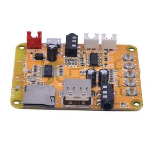 Image 5 - Tenghong Mini Bluetooth 4.1 MP3 Audio Decoder Board 5W * 2 Versterker Bluetooth Audio ontvanger Module Ondersteunt WAV APE FLAC DC5V