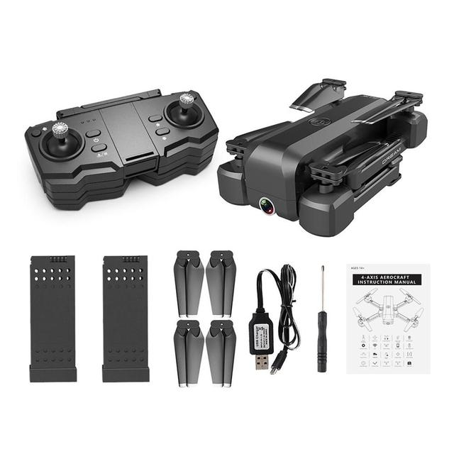 SG706 HD 1080p Foam Box 2 batteries