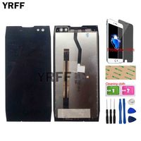 LCD Display For Doogee S50 LCD Display Touch Screen Screen Digitizer Sensor LCDs Assembly Replacement Tools