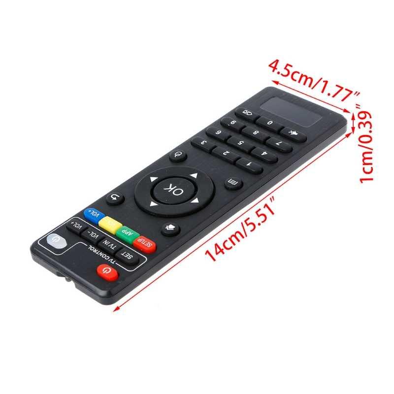 IR Telecomando di Ricambio Per Android TV Box H96 pro +/M8N/M8C/M8S/V88/ x96