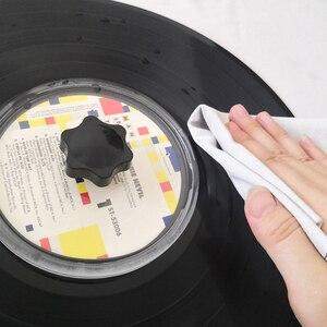 Image 3 - LP виниловая запись, очиститель, зажим для записи этикеток, акриловая ткань для очистки инструментов