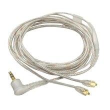Сменный кабель для наушников shure se215 ue900 w40 se425 se535