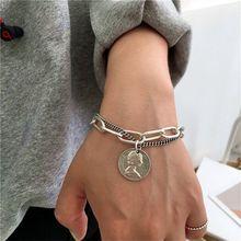 Модные Винтажные Многослойные браслеты цепочки vkme для женщин