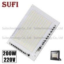 200W COB LED Lamp Chip LED Bulb