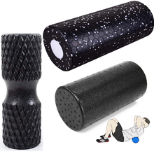 Yoga Roller EPP Fitness Foam Roller  Muscle Roller Extra Firm High Density for Physical Therapy Deep Tissue Muscle Massage