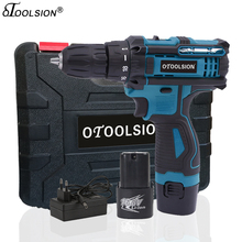 18+1 Torque 1.5Ah 16.8v Battery Drill Electric Small Drill Screwdrivers With Lithium Battery Tools Cordless Drill For DIY Home