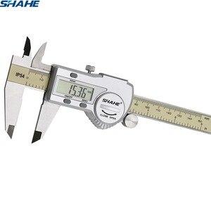 Image 1 - Shahe calibrador digital vernier, paquimetro, electrónico, digital, paquimetro digital, herramienta de medición de 150 mm