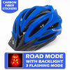 Blue LED Helmet