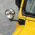 Автомобильный передний внедорожный свет  светодиодная галогенная лампа  держатель для внешней лампы  обновленный комплект  запчасти  аксес...