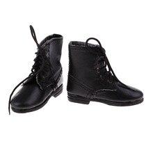 1/6 escala plana botas de combate sapatos para masculino 12 polegada figura ação acessórios para bonecas ou figuras de ação