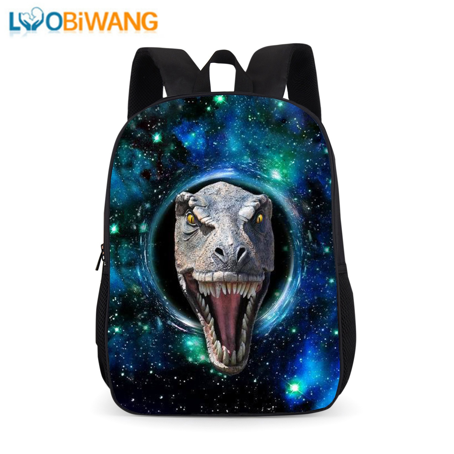 2018 New Style Dinosaur Pattern Backpack Hot Sales School Bag