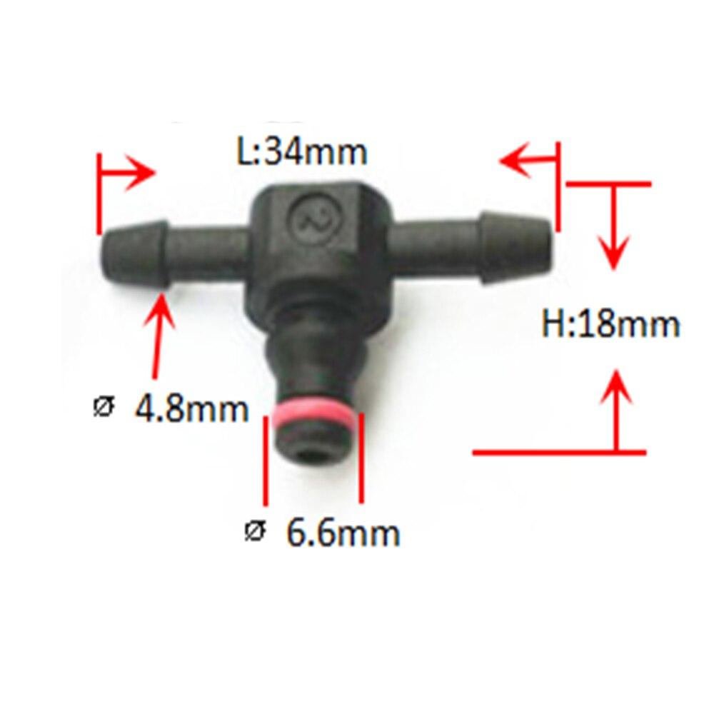 Fuel Overflow Return Hose Leak off Pipe Mercedes Sprinter 903 2.2 CDI 4 Cylinder