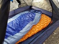 HiMISS Inflatable Single Sleeping Mat TPU Ultra-light Bed for Outdoor Camping Tent Inflatable Cushion Tent Sleeping Mat