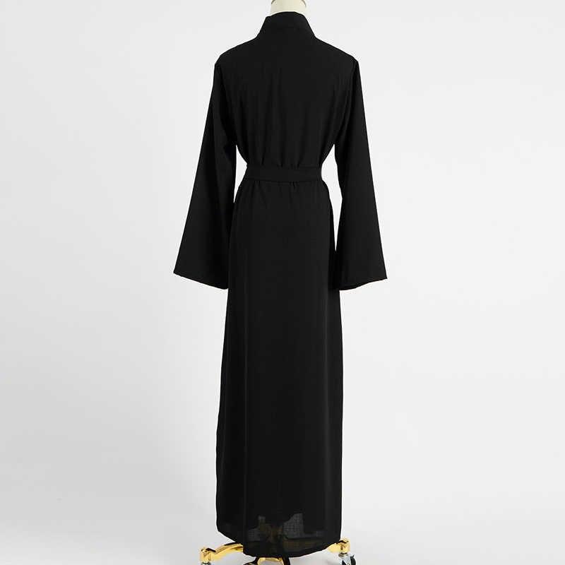 פרחוני העבאיה קימונו חיג 'אב מוסלמי שמלת אפריקה ערב תורכי שמלות Abayas נשים קפטן דובאי קפטן קטאר בגדים אסלאמיים