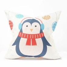 Bedding Pillow-Cover Baby Child Cartoon Decorative Bear Kids Cute