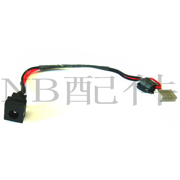 Cable Length: 2 PCS Computer Cables DC Power Jack with Cable for Lenovo C460 C461 C462 C466 C465 C467 C467A C467M DC Connector Laptop Socket Power Replacement