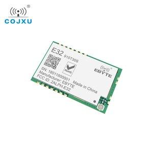 Image 3 - לורה SX1278 TCXO 915MHz 1W SMD ebyte E32 915T30S אלחוטי משדר ארוך טווח SX1276 משדר מודול עבור IPEX אנטנה