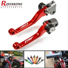 Motorcycle Dirt Bike Brake Clutch Levers Pivot handle lever FOR HONDA CRF150R CRF250R CRF450R CRF250X CRF 450X 230F 250L CRF250M for honda crf 250 450 r crf250x crf 450r 450x motorcycle brake clutch lever pivot lever crf450r crf250r crf450x crf150r 07 2018