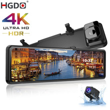Car-Dvr-Camera Dash-Cam Rear-View-Mirror IMX415 HGDO Video-Recorder Parking-Monitor Registrar