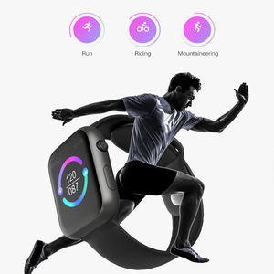 Image 3 - LEMFO 2019 Hot Sale Smart Watch Heart Rate Blood Pressure Monitor Smart Watch Women Smartwatch Men 4 for Apple IOS Android Phone
