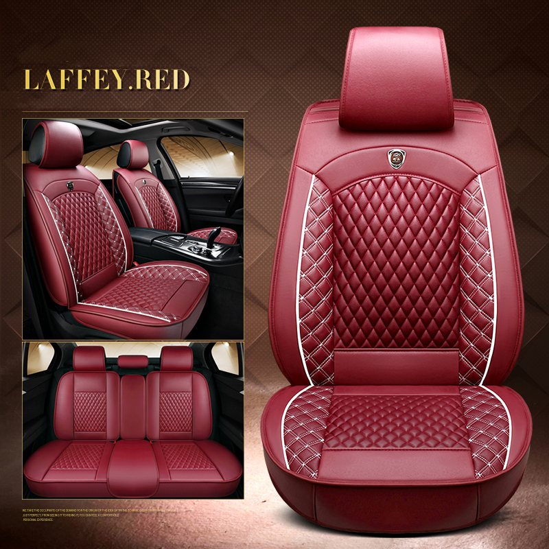 NEW Universal Fit Most Car seat cover For Volkswagen Beetle CC Eos GolfGTI Passat sharan Automobiles seat caution accessories|Automobiles Seat Covers| |  - title=