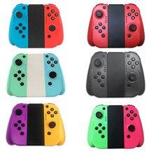 Manette de jeu sans fil Bluetooth pour nintendo Switch, gauche/droite, contrôleur avec poignée