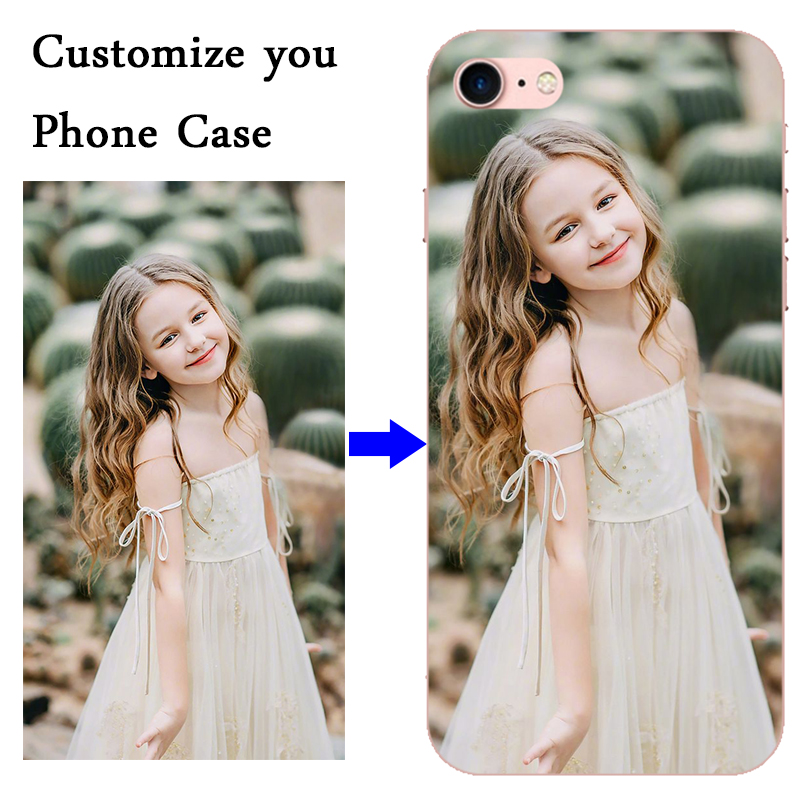 Customiz Name Letter Photo Picture Cell Phone Case For Lenovo ZUK Z1 Zuk Z2 X2 X3 K5 K6 A5 A6 Note DIY Back Case Cover Shell