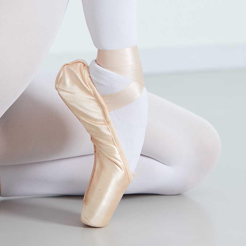Sansha Ballet Shoes Kids Girls Ladies Infanta Prince Silk Toe shoes Pointe Shoes