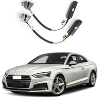 for Audi A5 Electric suction door Automobile refitted automatic locks Car accessories Intelligence Suction door