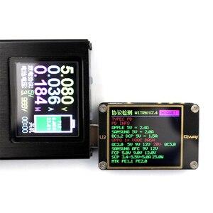 Image 5 - DIY כוח בנק 10000mah 18650 סוללה LED Bluetooth APP תשלום מהיר PD נייד כוח מטען רב פרוטוקול אלחוטי PPS QC2 QC4 +
