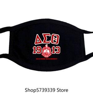 1913 Delta Sigma Theta Sorority футбольная Джерси маска моющаяся многоразовая маска