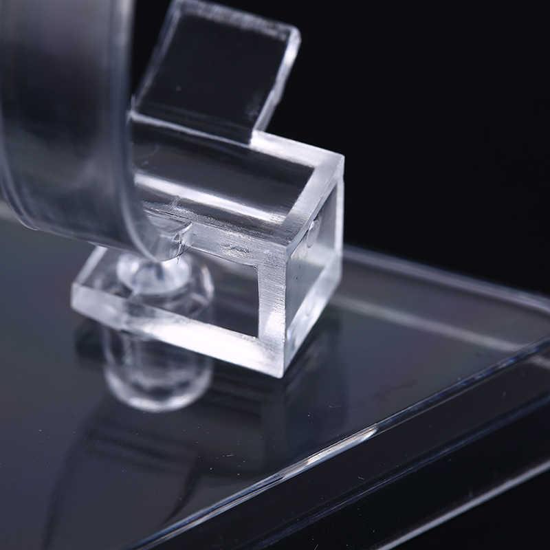 مجوهرات الصلب عرض واضح C-نموذج سوار ساعة الإسورة تظهر عرض حامل مجوهرات المنظم حامل حامل الرف محطة