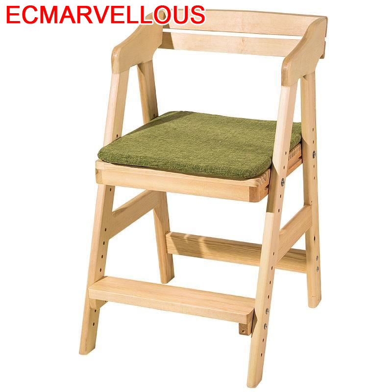 Estudio Kinder Stoel Pour For Sillones Infantiles Kids Chaise Enfant Baby Cadeira Infantil Adjustable Furniture Children Chair