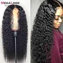 Бразильский парик с фронтальным кружевом, глубокая волна, парик без клея, натуральный парик с фронтальным кружевом 360, фронтальный парик с фронтальным кружевом 30 дюймов