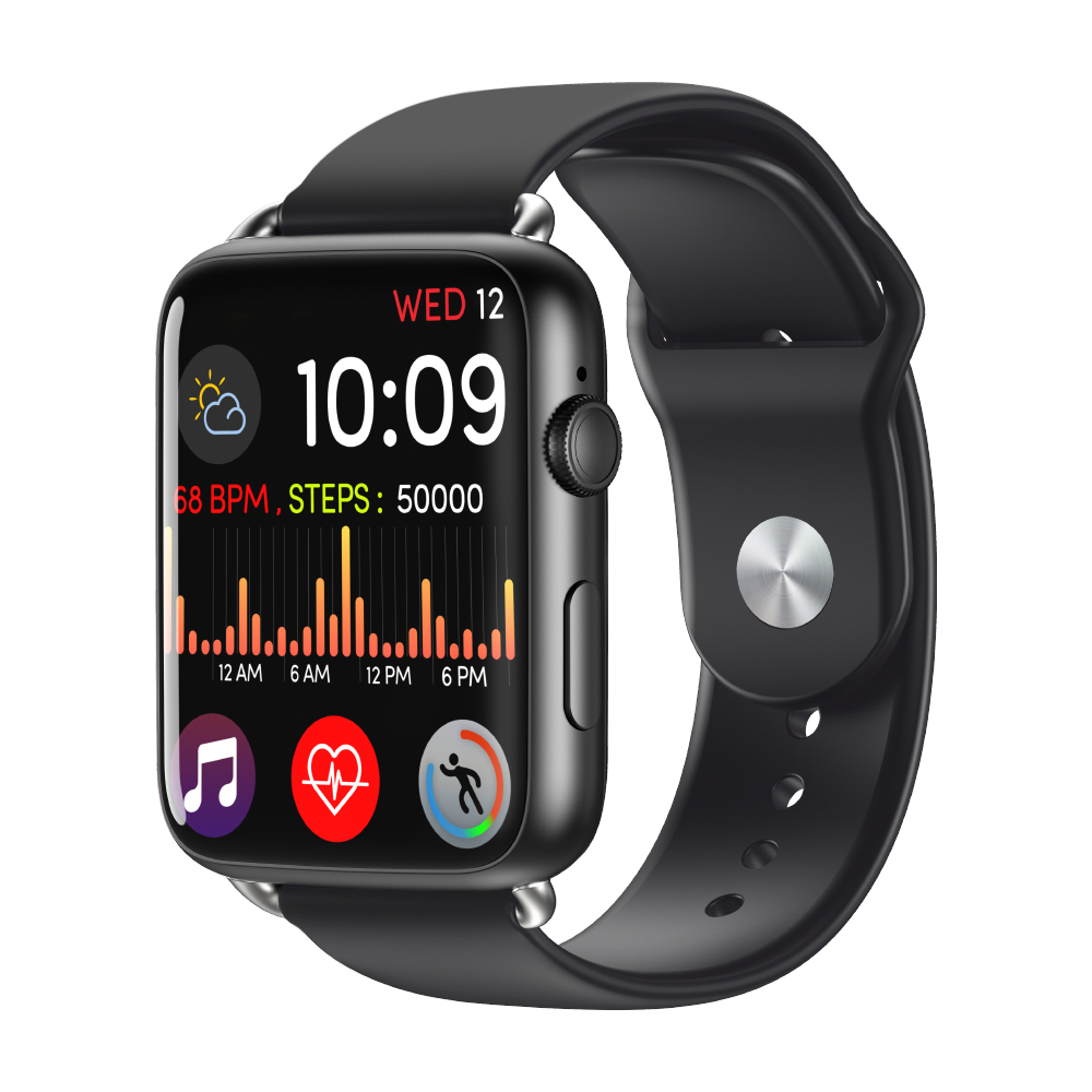 Kuddly DM20 <font><b>4G</b></font> <font><b>Smartwatch</b></font> phone Heart Rate Monitor Adjusting Smart Watch Men Sport Wristband GPS WIFI image