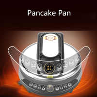 A8345 Electric Baking Pan Double-sided Heating New Deepening Increase Household Electric Cake Stall Pancake Pancake Pot