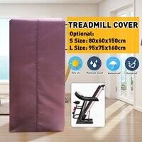 Cobertura de esteira impermeável ao ar livre indoor correndo máquina jogging proteção de abrigo à prova de poeira esteira poeira cobre abrigo