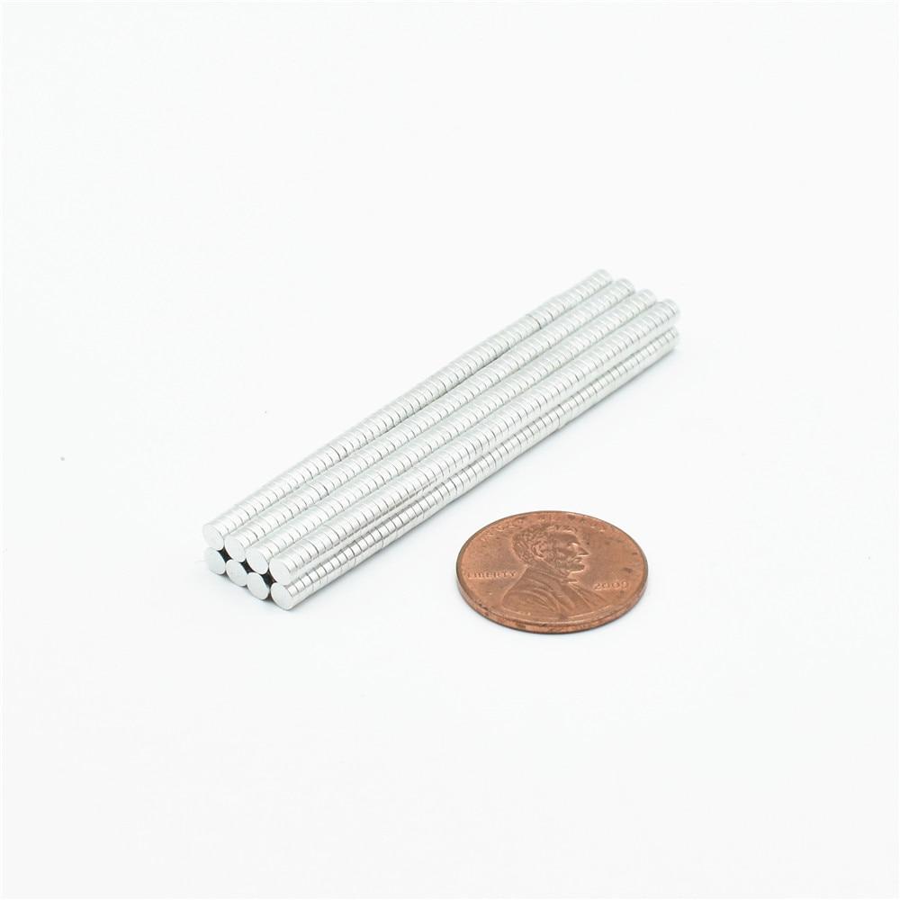 Íman de disco ndfeb dia. 3x1mm minúsculo ímã de jóias neodímio ímãs permanentes grau n35 nicuni axialmente magnetizado 200-30000 pces
