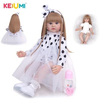 Кукла-младенец KEIUMI 24D161-C546-S24-S01 2