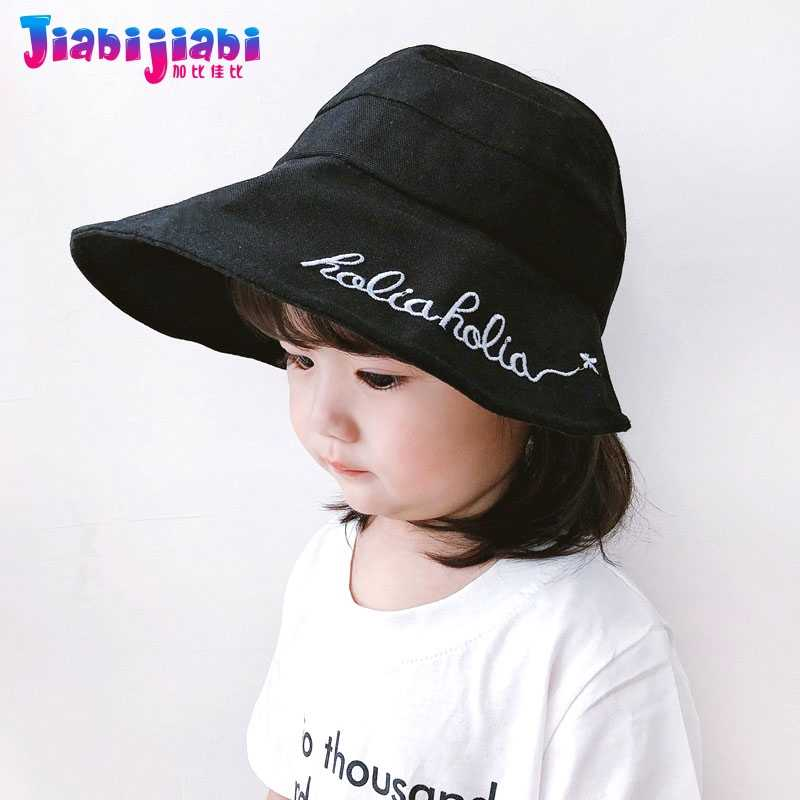 14 Styles Breathable Hat Summer Visor Sun Hat Breathable Mesh Caps for Baby Kids