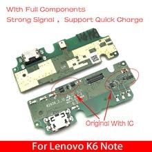 New For Lenovo K6 Note K6Note K53a48 USB