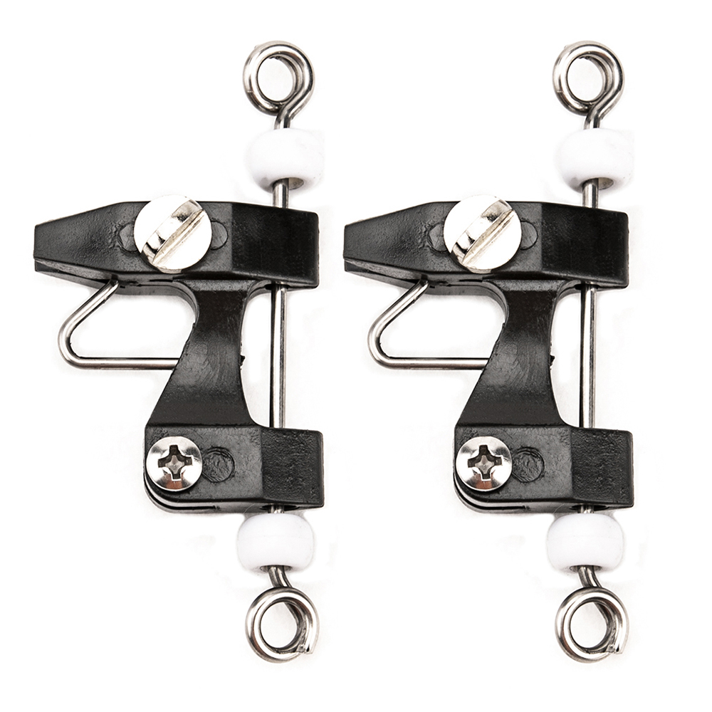 Downriggers Outriggers 10 Release Clips Boating /& Fishing for Kite