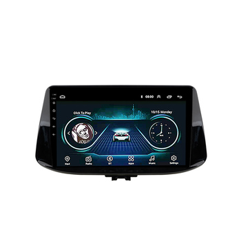 For Hyundai i30 2017 2018 2.5D 9 inch screen Android 8.1 CAR gps Navigation Radio Car multimedia video Player image