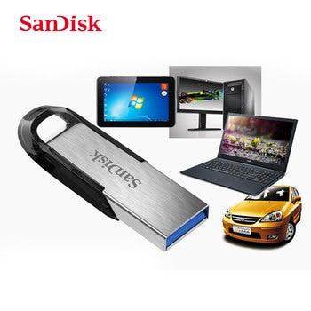 Genuine Sandisk USB 3.0 Dual OTG 3.1 USB Flash Drive Stick 2.0 USB Disk High Speed Pen Drive 32GB 16GB 64GB 128GB Memory Stick